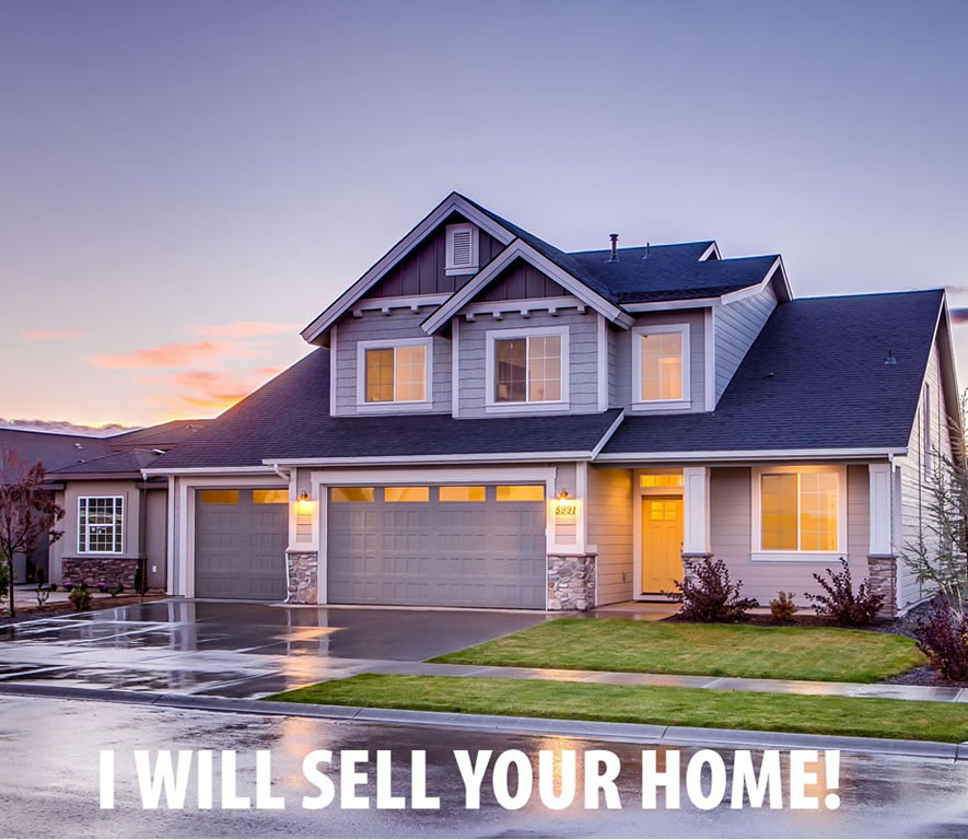 Let me help you sell your home!